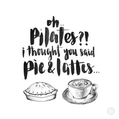 Pie & Lattes | Prosecco Mum