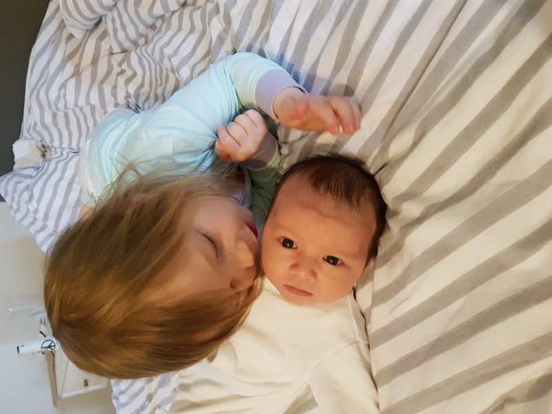 Baby 1 vs Baby 2