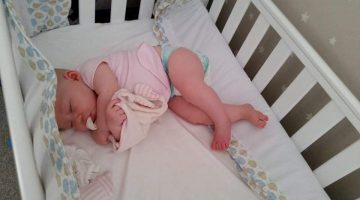 Why I did controlled comfort – sleep training a non sleeping baby