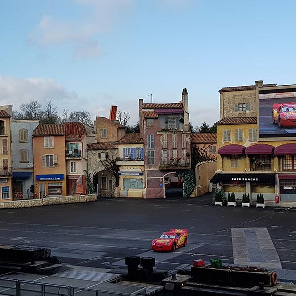 Disneyland Lightning McQueen