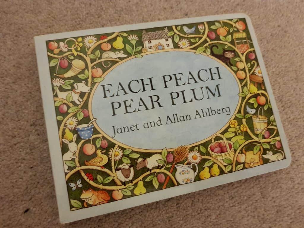 Childrens Books - Each Peach, Pear Plum