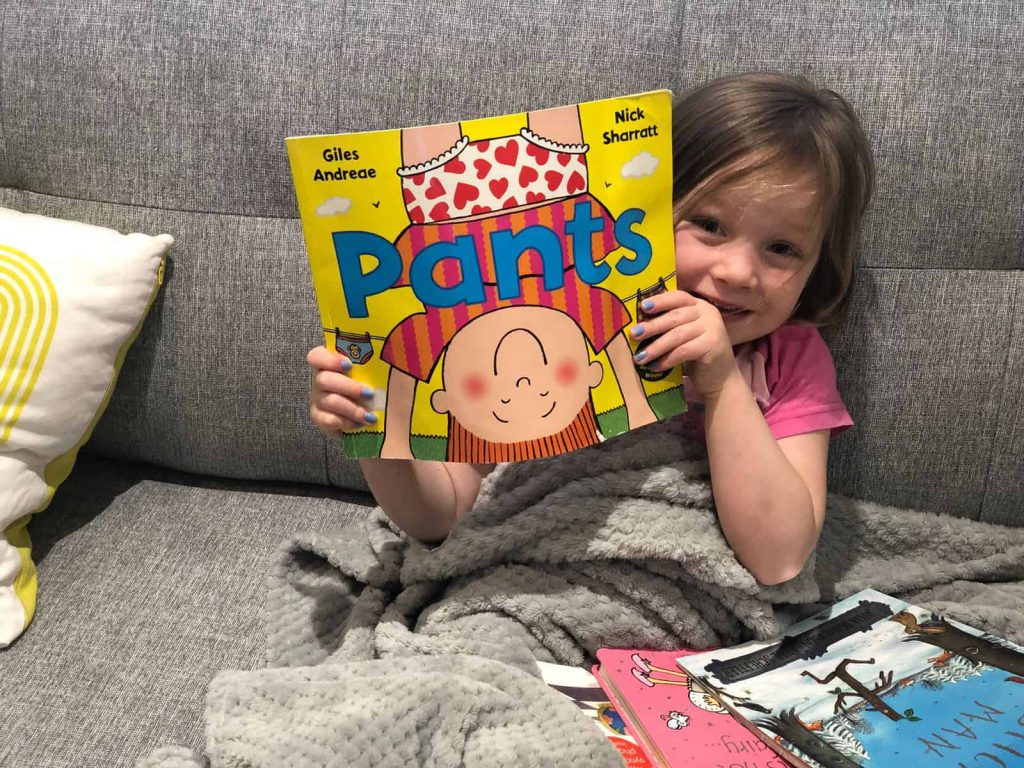 Childrens Books - Pants