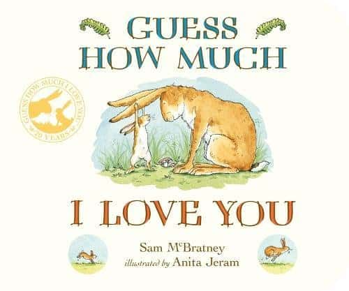 Childrens books - Guess how much I love you