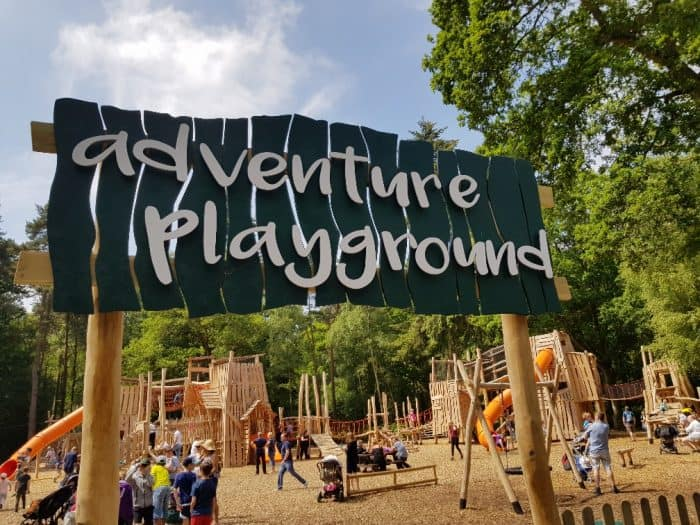 Wellington Country Park - Adventure Playground