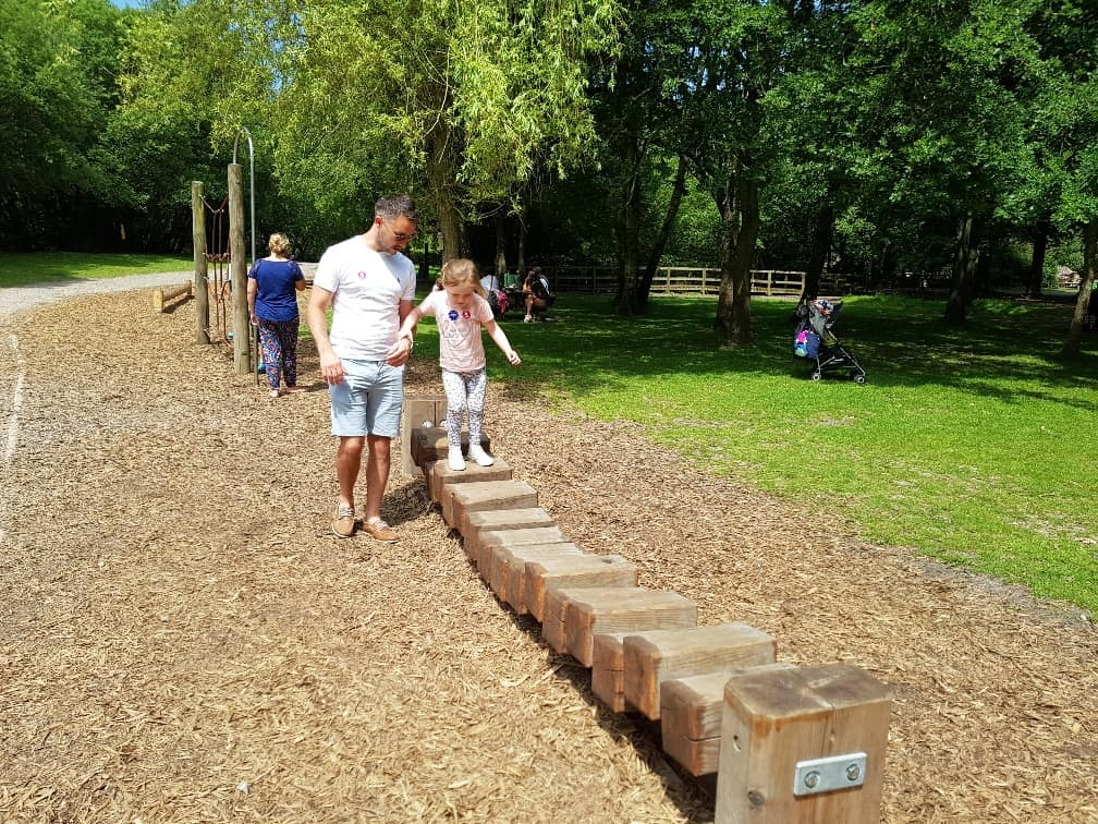 Wellington Country Park - Play Area
