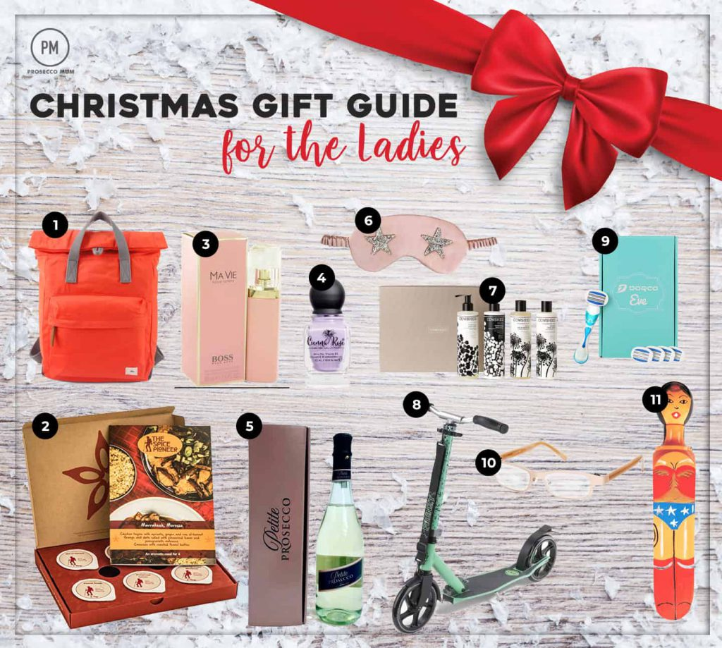Christmas Gift Guide For Her | Gift ideas for the ladies in your ...