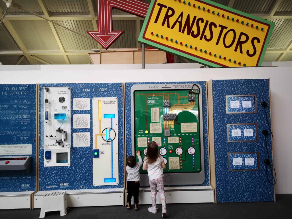 Winchester Science Centre - All About Electricity