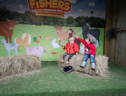 Fishers Adventure Farm Park