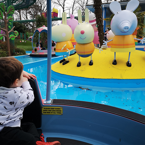 Making The Most Of Your Day At Paultons Park Peppa Pig World