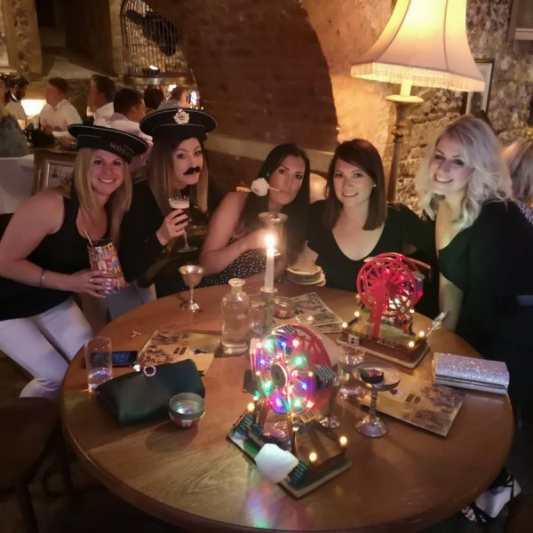 August happy moments - hen do