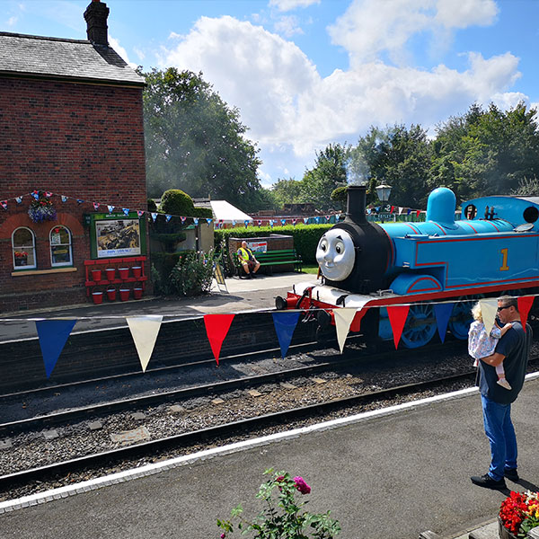 Thomas-at-Watercress Line