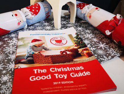 Christmas Good Toy Guide