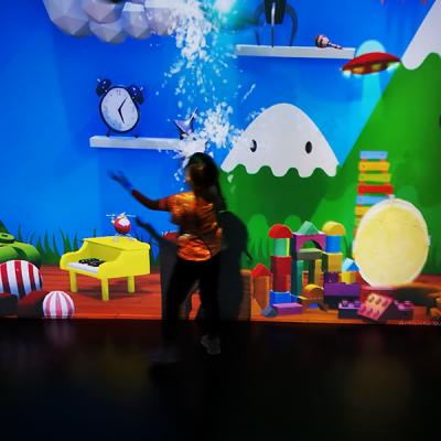 Indoor play centre