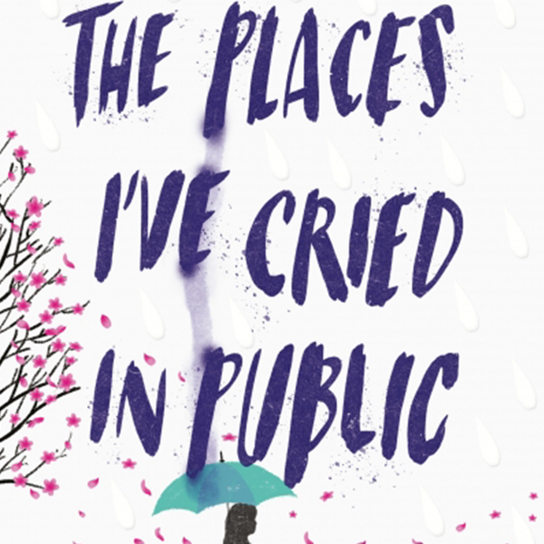 The places I've cried in public book cover