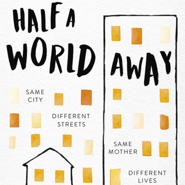 half a world away book title