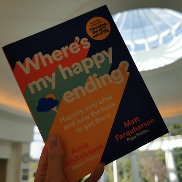Where's My Happy Ending Book