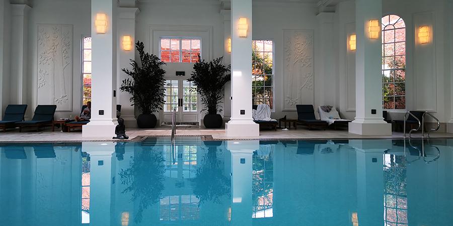 chewton glen swimming pool