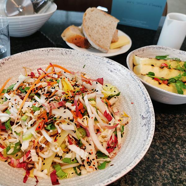 lunch at chewton glen