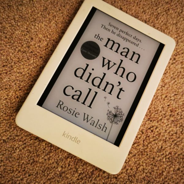 january reading - the man who didn't call