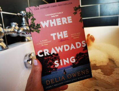 book - where the crawdads sing